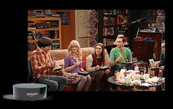 DISH Hands Free TV - Control Your TV with Amazon Alexa - Paris, ARR - Miller Satellite Sales - DISH Authorized Retailer